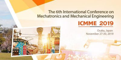 6th Intel. Conf on Mechatronics and Mechanical Engineering (ICMME 2019)