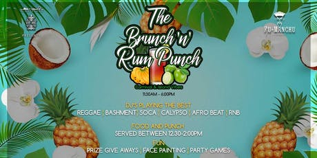 The Brunch 'N' Rum Punch Party tickets