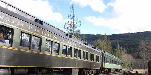 Father's Day Weekend Saturday Train Excursion at Lake Whatcom Railway