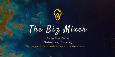 The Biz Mixer  tickets