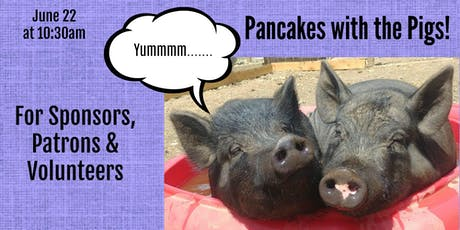 Pancakes with the Pigs! tickets