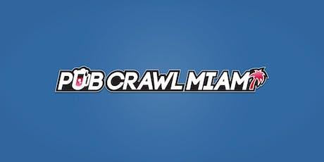 South Beach New Year's Weekend Club Crawl tickets