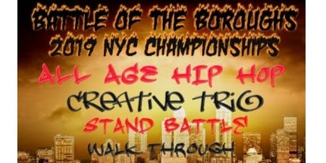 Battle Of The Boroughs Dance Competition tickets