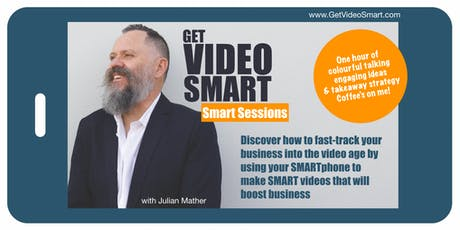 Get Video Smart: SMART SESSION tickets