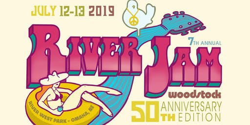 "RiverJam ""The Woodstock 50th Anniversary Experience"""