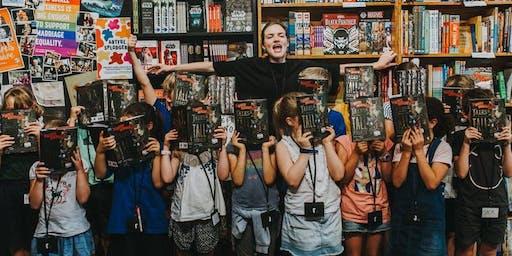 Year 5&6 Friday Book Club: Term 3