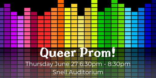 Queer Prom 2019!