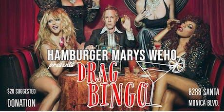 Hamburger Mary's Legendary Drag Bingo Benefitting SkyPilot Theatre Company! tickets