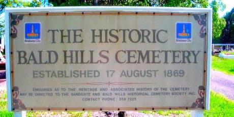 Bald Hill Cemetery: Heritage Walk tickets