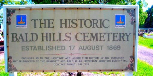 Bald Hill Cemetery: Heritage Walk