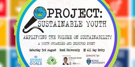 Project: Sustainable Youth 2019 tickets