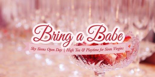 Bring a Babe Term 3 2019 | 16th June 2019
