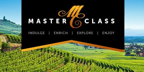 French Regional Wines & Flavours Masterclass tickets