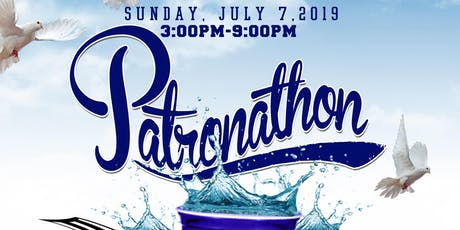 PatronAThon: 4 tickets