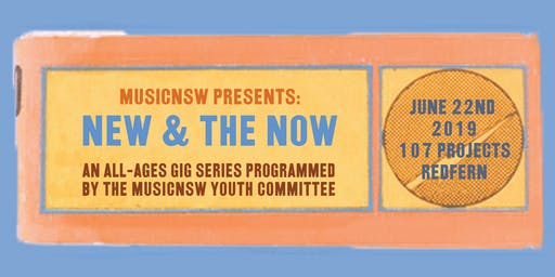 New & The Now 3: Georgia June, Rebecca Hatch & SPENCER [All-ages!]