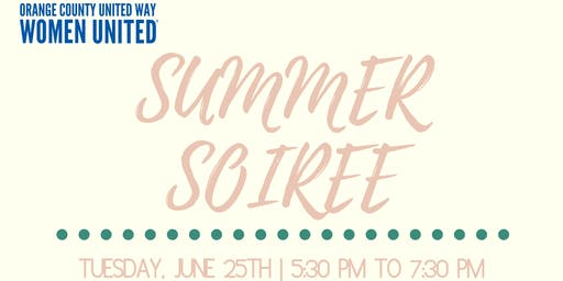 Women United Summer Soiree