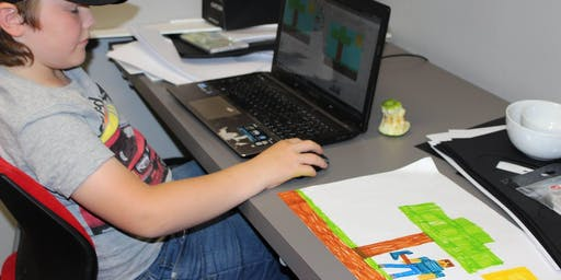 Scratch Workshop - Coding for kids! (Age 7-12)