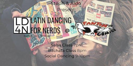 Latin Dancing for Nerds (Beginner Salsa & Bachata class)