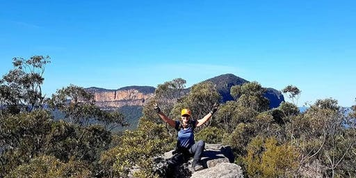 Blue Mountains ~ Ruined Castle to Mt Solitary // Sat 7 - 8th Sept