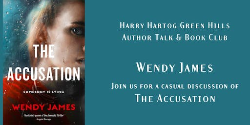 Adult Author Visit & Book Club - July