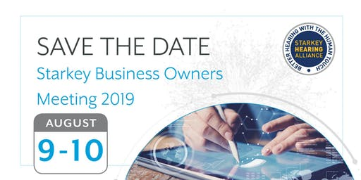 Starkey Business Owners Meeting - Save the Date