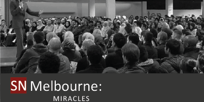 Story Night: Miracles in Melbourne, Australia