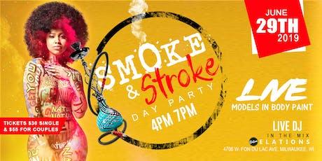 Smoke and Stroke MKE tickets