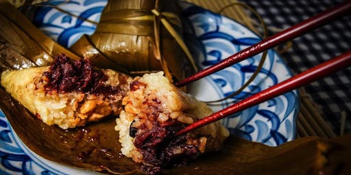Sticky Rice Bundles  (Zongzi) Cooking Class! - SOLD OUT!!