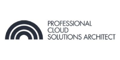 CCC-Professional Cloud Solutions Architect 3 Days Virtual Live Training