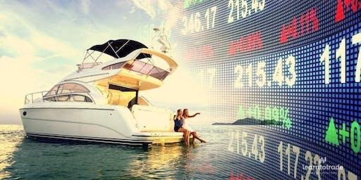 LIVE WEBINAR- Learn To Trade Stocks- Travel & Trade Online