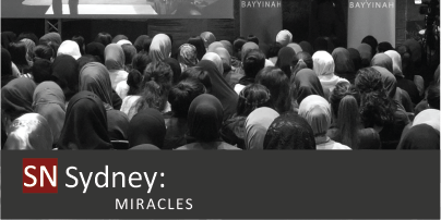 Story Night: Miracles in Sydney, Australia