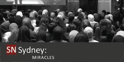 Story Night: Miracles in Sydney, Australia