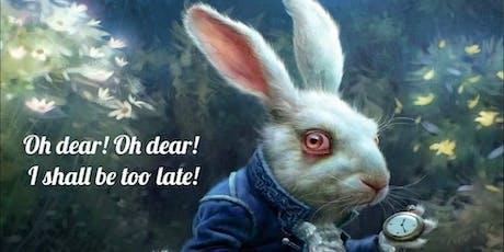 Alice in Wonderland Tea Party / Dinner tickets
