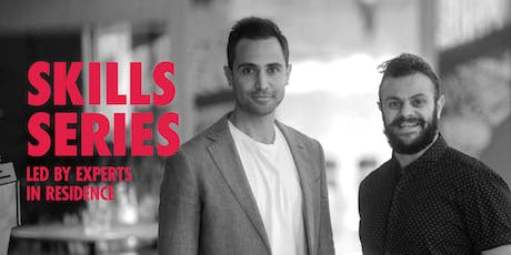 SKILLS Series: Founder Leadership and Wellbeing tickets