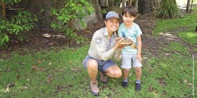 Junior Ranger Wildlife Keeper