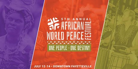 5th Annual: African World Peace Festival tickets