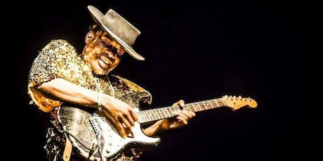 Carvin Jones Band at The Lariat Buena Vista! tickets
