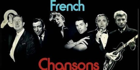 """""""From Paris With Love"""" The Best of French Chansons Feat. So French Cabaret tickets"""