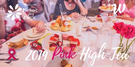 Mother's Day Classic Pink High Tea tickets