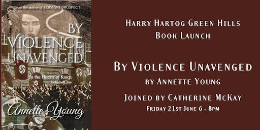 Book Launch - By Violence Unavenged