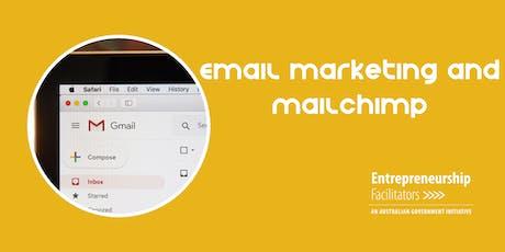 Email Marketing & Mailchimp tickets