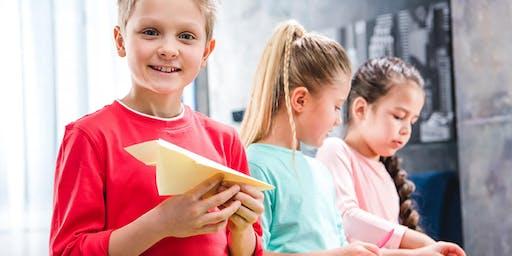 Retro Craft School Holiday Program at Bateau Bay Library