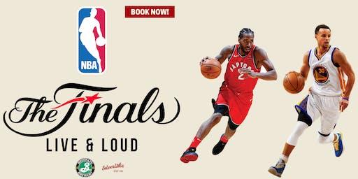 NBA Finals Live & Loud 2019