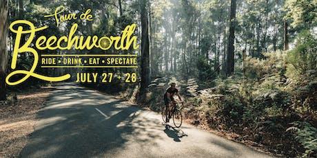 Tour De Beechworth - The Dinner tickets