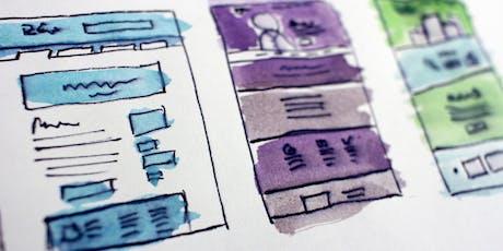 Sharing Ideas Visually  tickets