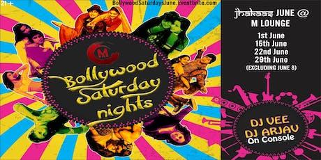Bollywood Saturday Nights June tickets