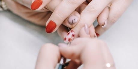 Nail Art Basics Workshop tickets