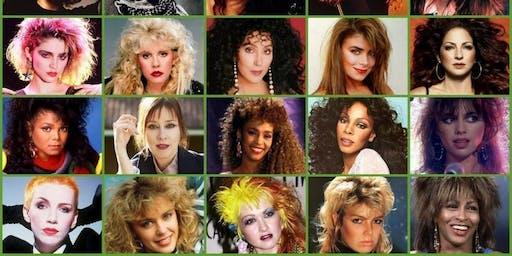 80's Karaoke Costume Karaoke Party - Best Of The 80's!
