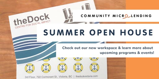 Community Micro Lending's Summer Open House!