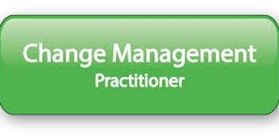 Change Management Practitioner 2 Days Virtual Live Training in Chicago (Downers Grove), IL